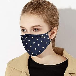 防尘面具防污染面罩 PM2.5 面罩可清洗可重复使用温防腐剂**剂 **时尚棉质口罩 男女皆宜 mask 21 ysg-mask21