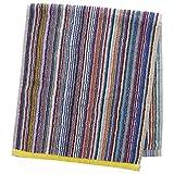 林 浴巾 混合 环保线MX 残留毛巾 混色 フェイスタオル 34×80cm FH601300