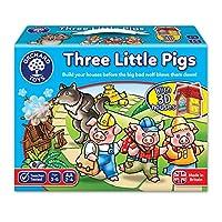 Orchard Toys 桌面游戏 三只小猪(亚马逊进口直采,英国品牌)