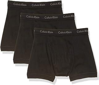 Calvin Klein 男式纯棉四角内裤