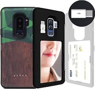 EUREKA Galaxy S9 Plus 手机壳 木色