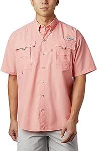 Columbia 男士 Big Bahama Ii 短袖衬衫