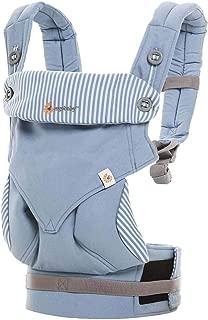 美国Ergobaby 四式360婴儿背带 - 蔚蓝直纹