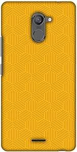 AMZER 纤薄时尚搭扣硬质外壳后盖屏幕保护套装 Infinix Hot 4 ProAMZ601040212215 Intersections 5