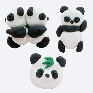 Ashina Scalp III套装 熊猫 胸针3种套装 39085011