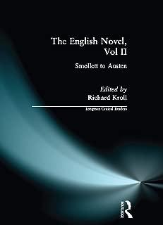 English Novel, Vol II, The: Smollett to Austen (Longman Critical Readers) (English Edition)