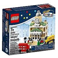 Lego, * 2014 年砖车套装, Town Hall #4/4 (40183)