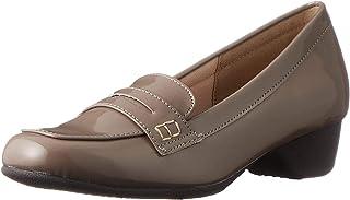 [RECONTI设计] RECONTI design 晴雨两用 雨 平底鞋 浅口鞋 鞋 橡皮擦 24.0 cm 3E