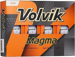 Volvik 2020 Magma 高尔夫球 Magma 12 球装