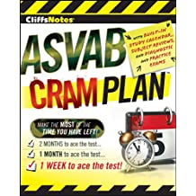 CliffsNotes ASVAB Cram Plan (Cliffsnotes Cram Plan) (English Edition)
