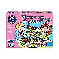 Orchard Toys 桌面游戏 我的蛋糕呢(亚马逊进口直采,英国品牌)