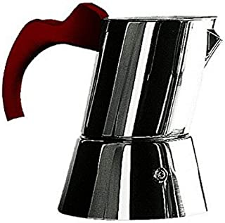 Mepra 1/3 杯咖啡机,波尔多红