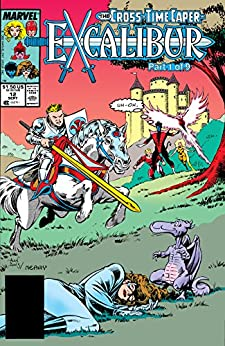 """Excalibur (1988-1998) #12 (English Edition)"",作者:[Claremont, Chris]"