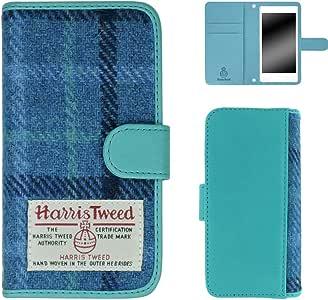 Whitenuts 手机壳 翻盖型 哈里斯花呢WN-OD191868  18_ Moto Z XT1650 蓝色