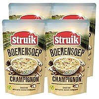 一品优厨牌农夫奶油蘑菇浓汤570ml*4袋(有效期至19年2月)