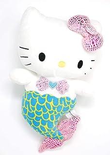 Fiesta Toys Sanrio Hello Kitty 12 英寸毛绒美人鱼