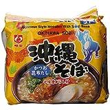 Myojo Okinawa Soba Noodles, 3.12 oz. 5 Count