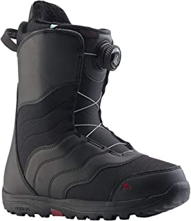 Burton 女士 Mint Boa 黑色靴子