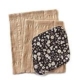 华布 布巾布 套装C(植物黑支架、L、M)