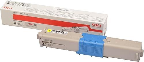 OKI TONER 黃色 C332/MC363 1.5K