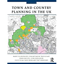 Town and Country Planning in the UK (English Edition)