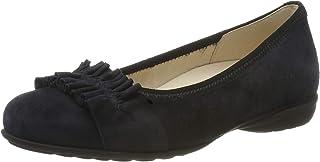 Gabor 女士舒适运动包头芭蕾鞋