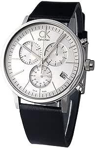 Calvin Klein 卡尔文克莱恩 美国品牌 CK 石英手表 男士腕表 K7627120
