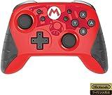 【任天堂許可商品】HORIEP 無線 for Nintendo Switch(*馬里奧)【適用Nintendo Switch】