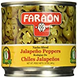 FARAON J Nacho Slices, 12 Ounce (Pack of 12)
