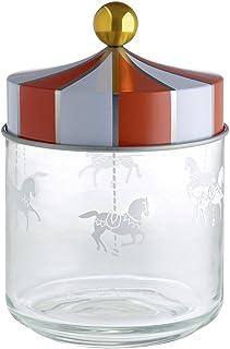 Alessi Decorative Circus,Jar, MW30/75, Multicolor