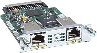 Cisco VWIC2-2MFT-T1/E1 2-PORT 2ND Gen Multiflex Trunk Voice/wan Int. 卡片