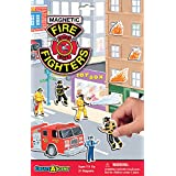 Create-A-Scene 磁性玩具套装 - 消防员