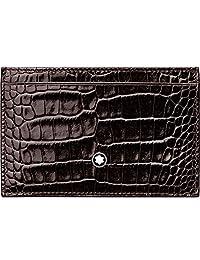 Montblanc 信用卡包,Mokka (棕色)- 112594