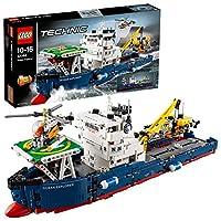 LEGO 乐高  拼插类 玩具  Technic 机械组系列 考察船 42064 10-16岁