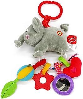 VER B.V. Label-Label LL-FR13818 抓握玩具大象灰色