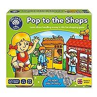 Orchard Toys 桌面游戏 去商店(亚马逊进口直采,英国品牌)(新老包装 随机发货)