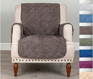 Serta Ultimate 防水家具保护膜,Neverwet座椅,石墨色