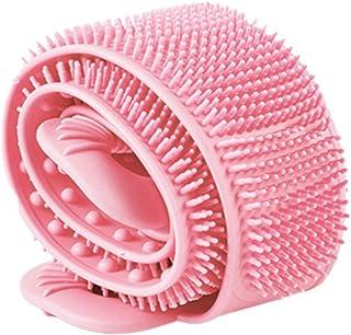 硅胶身体背部刷浴刷适用于淋浴超长沐浴露皮肤*手柄擦洗淋浴刷
