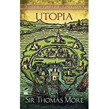 Utopia (Dover Thrift Editions) (English Edition)