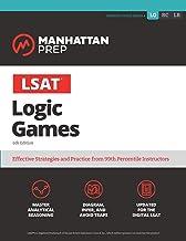 LSAT Logic Games (Manhattan Prep LSAT Strategy Guides) (English Edition)