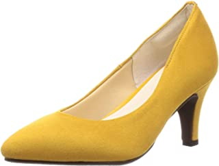 [JELLY BEANS] 浅口鞋 尖头平底皮鞋 女士