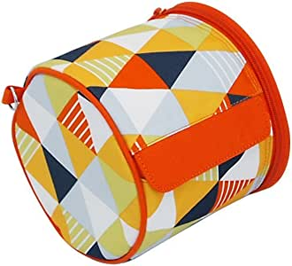 Olve Roll 纸巾盒 马桶 卷 纸架 挂架 家庭露营 远足 橙色 14132073