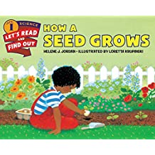 How a Seed Grows (Let's-Read-and-Find-Out Science 1) (English Edition)