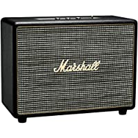 Marshall Woburn 蓝牙音箱(黑色)