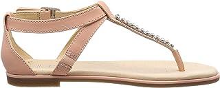 Clarks Bay Poppy 女式T型凉鞋