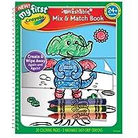 """Crayola""""我的 Crayola 组合画笔""""及配套填色本"""