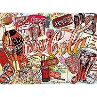 Buffalo Games Enjoy Coca-Cola,可口可乐图案拼图,1000片