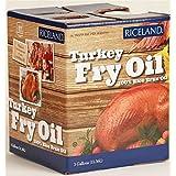 Riceland 土耳其油炸油 - 3 加仑