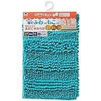 软蜡 超细纤维*浴室垫 M 45cm×60cm 湖蓝
