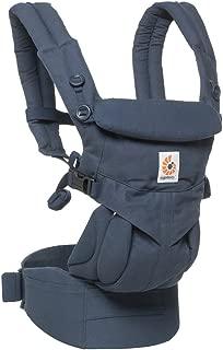Ergobaby Omni全阶段四式360婴儿背带-午夜蓝BCS360BLU